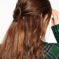 ASOS Circle Hair Brooch