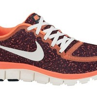 Nike Free 5.0 V4 Total Crimson/Sail/Black (8)