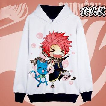 Fairy Tail Japanese Fashion Hoodie