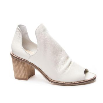 Carlita Peep Toe Bootie by Chinese Laundry