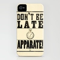Apparate! iPhone Case by Zach Terrell | Society6