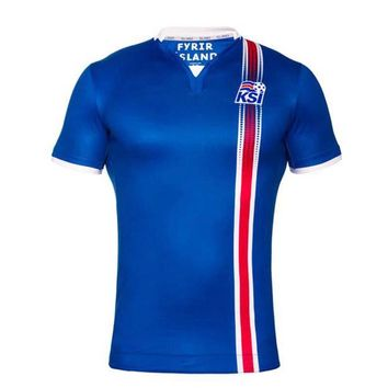 Best Quality iceland Men Shirts Home T-shirts Top Mens iceland Leisure Jersey Summer Man Casual Shirt