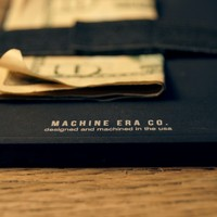 The Machine Era Wallet