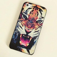 Ferocious Tiger iPhone 4/4s or 5 Case