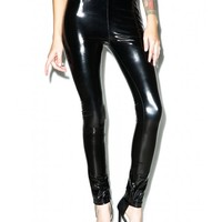 Mink Pink Darkest Before Dawn Leggings | Dolls Kill