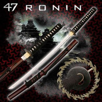 High Quality 47 Ronin Movie Sword Replica.
