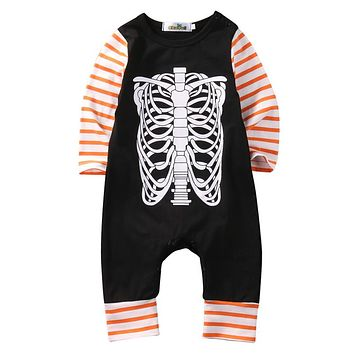 Toddler Baby Girl Boy Clothes Romper New Arrival Autumn Long Sleeve Jumpsuit Playsuit