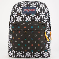 Jansport Superbreak Backpack Black/White One Size For Women 24768412501