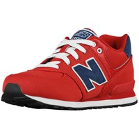 New Balance 574 - Boys' Grade School at Foot Locker