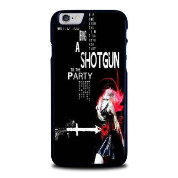 THE PRETTY RECKLESS QUOTES iPhone 6 / 6S Case Cover