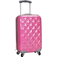"Rockland Luggage Diamond 20"" Hardside Spinner Carry-on - eBags.com"
