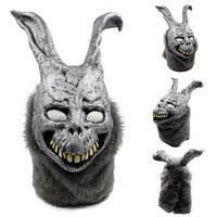 High Quality Horror Bunny Monster Adult Masks Full Face Breathable