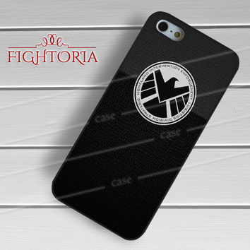 SHIELD Black Agent-yah for iPhone 6S case, iPhone 5s case, iPhone 6 case, iPhone 4S, Samsung S6 Edge