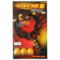 Monkey Business Sports Foam Strike Super Shot Black, read