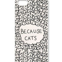 Because Cats Case