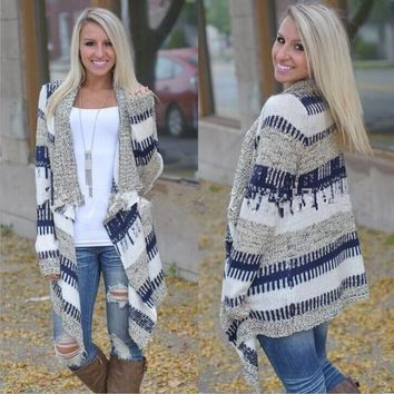 New Arrival Women's Sweaters Fashion Autumn Cothing Winter Shrug Sweater Loose Sexy Cardigan Women Plus Size Fall Oversized Cardigan