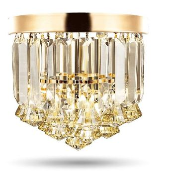 Modern Crystal LED Ceiling lights For Living Room Home Decoration