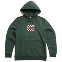 Checkers Hoody Dark Forest