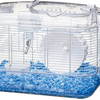CritterTrail Small Animal Clear Habitat Cage Kit