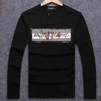 Dolce & Gabbana Top Sweater Pullover-3