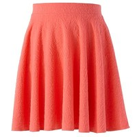 LC Lauren Conrad Textured Circle Skirt - Women's