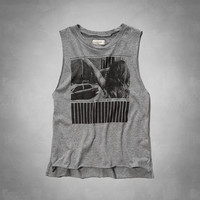 NYC Girl Graphic Tank