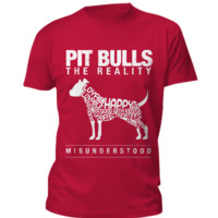 Pit Bulls: The Reality