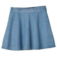 Indie denim skirt | View all new | Monki.com