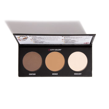 City Color Contour Effects 2 Palette