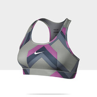Check it out. I found this Nike Pro Hypercool Compression Printed Women's Sports Bra at Nike online.