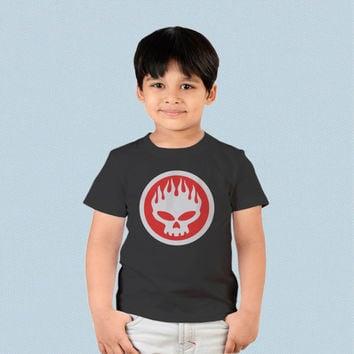 Kids T-shirt - The Offspring Logo