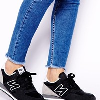 New Balance Black And Gr