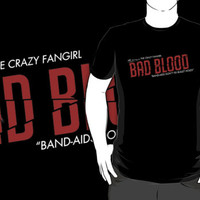 Bad Blood- Starring ME! by teatimetay13