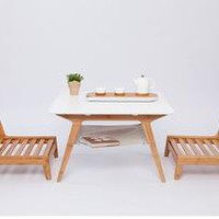 Bamboo Tea Table