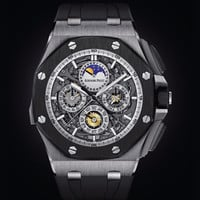 Titanium Grand Complication | The Billionaire Shop