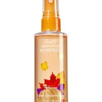 Sweet Cinnamon Pumpkin Travel Size Fragrance Mist   - Signature Collection - Bath & Body Works