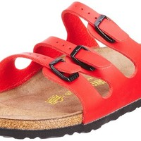 Birkenstock Women´s Florida Cherry synthetic Sandals 38 M EU R 054741