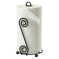 Scroll Paper Towel Holder