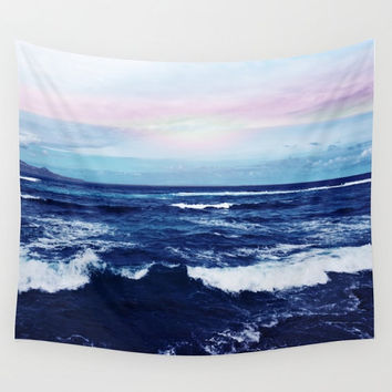 Ocean Wall Tapestry Yoga Meditation Mandala Wall Hanging