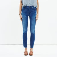 "10"" High Riser Skinny Skinny Jeans in Lynda Wash"