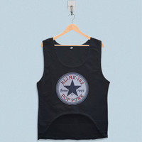Women's Crop Tank - Blink 182 Pop Punk Since 1992