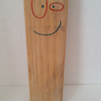 Actual Replica Plank Ed Edd n Eddy Cosplay Johny's Plank Johny 2x4 Nickelodeon Ed Edd and Eddy Plank Cosplay Plank Prop Plank Toy