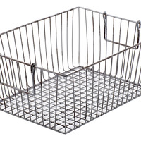 Rectangular Wire Storage Bin, Storage Baskets