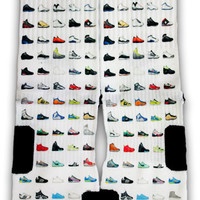 Shoemoji Custom Elite Socks
