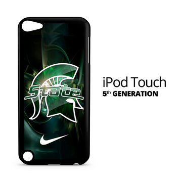 Michigan State Nike iPod Touch 5 Case