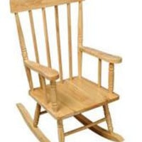 KidKraft - Spindle Rocking Chair