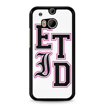 Every Time I Die Varsity Letters HTC M8 Case