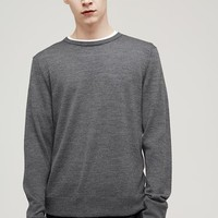 Rag & Bone - Emerson Crew, Grey