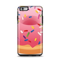 The Sprinkled 3d Donut Apple iPhone 6 Plus Otterbox Symmetry Case Skin Set