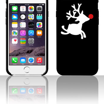 rudolph the red nosed reindeer right 5 5s 6 6plus phone cases
